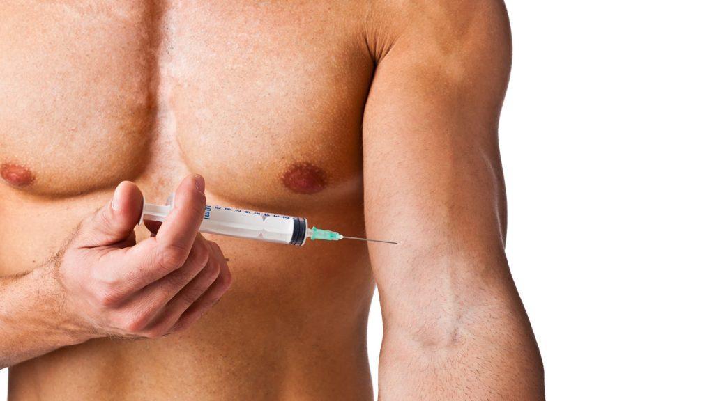 ginecomastia y esteroides